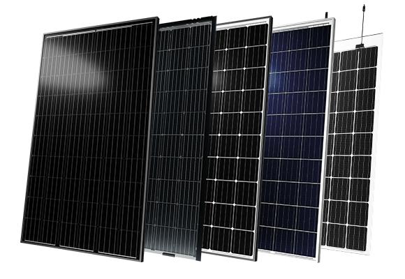 SolarWatt panelen