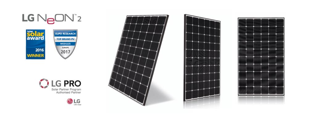 LG Solar panelen