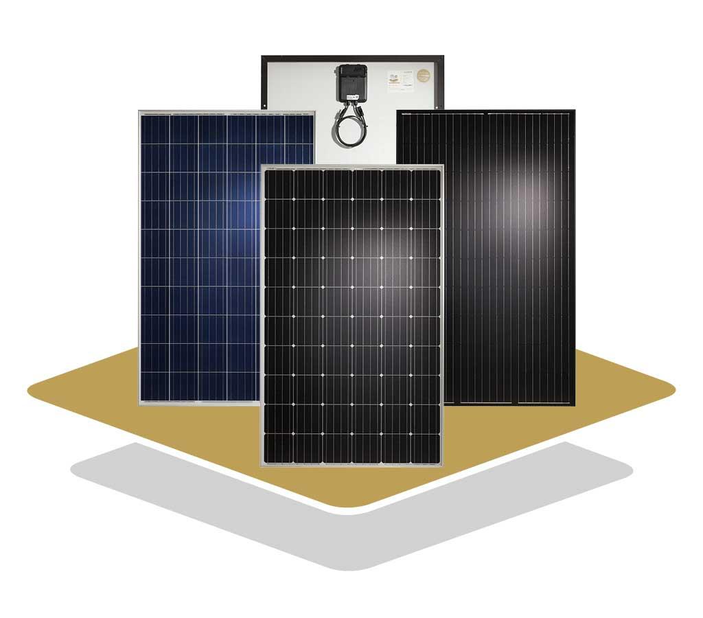 Luxor Solar panelen