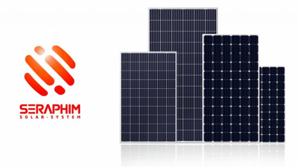 Seraphim Solar panelen