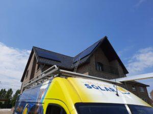 zonnepanelen installatie voordelen