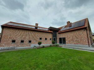 Zonnepanelen installatie Belgian Solar